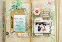 mini album / art journal