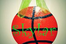 Basketball gifts / by Erica Jefferson