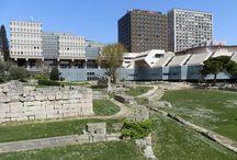 Museo della Storia di Marsiglia / Università Paderno Dugnano - Storia dell'Architettura