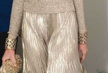 Gold Monochromatic Style