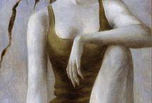 Dorothea Tanning / American artist from Manhattan NY (1910-2012)