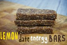 protein fibre bars
