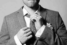 Misha Collins, Just Misha / Because he's fabulous.