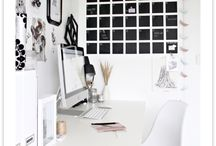Home Office / by Lizzy Endler