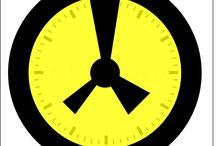 Atomic Clock / Emotions on radioactive waste and radioactivity