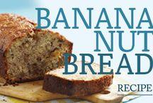Banan-brød