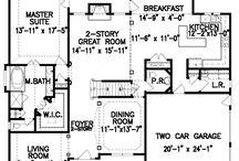 Plans for the Byrd house / by Alisha Byrd