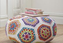 Crochet Home Goods / by Joanne Towne