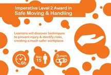 Manual Handling Courses / These courses will ensure your colleagues are working safely and correctly to prevent any sprains or strains in the workplace.