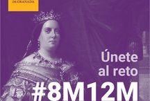 #DíaInternacionalDeLaMujer #8M12m #8M