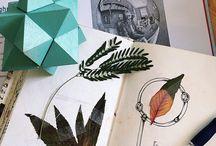 sketchbook smashbook artbook / inspiration