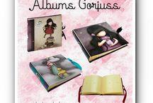Álbums Gorjuss / álbums para guardar guardar fotos. http://www.videostarsantandreu.com/category.php?id_category=41