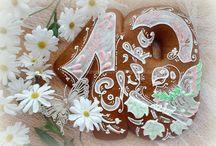 Perníky / #perníky #zdobenéperníky #gingerbread