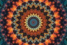mandala, symmetry 2