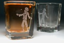 Shot Glasses / by Cindy Mcmahan