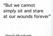Wounds happen