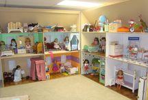 ag doll room