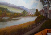 Picturi murale
