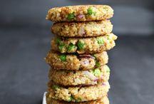 Vegetarian Recipes / by Justine Buckley