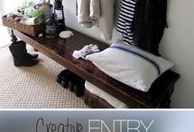 Entryway / by Asheley Darrington