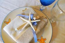 Matrimonio tema mare / Idee per un matrimonio a tema mare, diy, tutorial e spunti per un matrimonio sulla spiaggia | ideas for a wedding on the beach