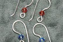 monachelle con perle bicono