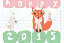 fox / animals renard fox illustrations cushions etc greeting cards