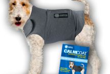AKC Calm Coat / Anti-Anxiety & Calming Coat for your Dog / by AKC Calming Coat