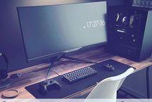 Syg gaming setup
