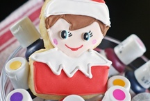 Christmas-Elf on the Shelf / by Lindsey Pierce