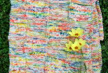 knits and crochets