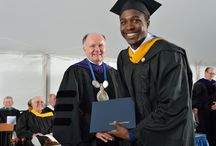 Commencement / Annually, Colby-Sawyer College celebrate Commencement in May, to recognize students and other individuals for academic excellence, outstanding contributions to society, and service to the college and community.
