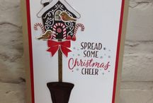 Christmas ideas stampin up