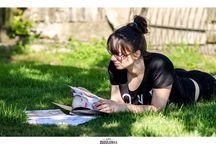 Rodzinny zbiór fotoksiążek / by Zuzulenka