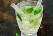 Make at home cocktails