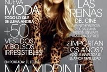 vogue mexico/latin america covers / by Necia Czerniecki