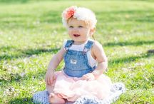 Madison WI Baby Photography Ruffles and Rolls