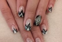 Nails / by Brandey Taylor