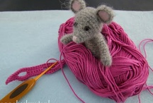 Crochet: playing with hooks / Please note that I am creating new crochet category boards so things may move from here