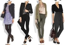 Women's business wear / Outfits for work