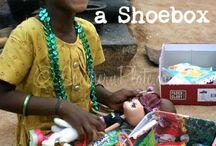 shoebox ideas / by Mallory Edge