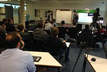 Ricochet and Propellernet presentations / BDMA students present their ideas to Ricochet and Propellernet