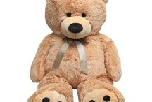 Giant Stuffed Animal Toys / 20 Giant Stuffed Animal Toys You Need To Cuddle