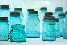 Mason Jars / by Red Barn Mercantile