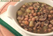 Primi(minestrone) / by Olha Myturak