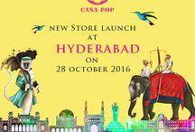 #CasaPop #Banjara Hills #Hyderabad #28/10/2016