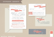 Wedding Invitations - fall