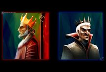Game Art / Throne of Lies ♔ The Online Game of Lies & Deceit The 3D online-multiplayer social deduction game of mischief & betrayal, inspired by medieval politics, tabletop & Werewolf/Mafia for PC