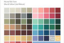 Soft Autumn - analiza kolorystyczna