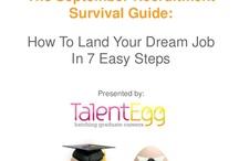 Recruitment / by TalentEgg.ca